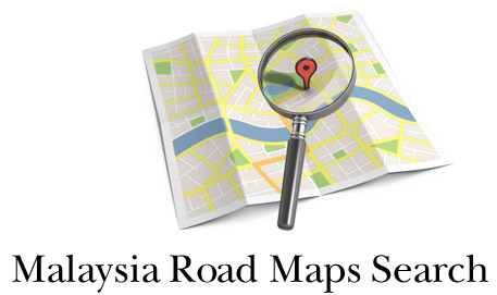 Malaysia Road Maps Search and Get Directions - maps.jalanow.com
